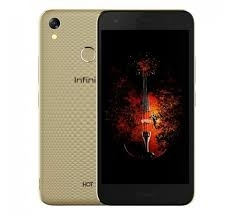 "INFINIX HOT 5 X559C, 5.5"" Screen, 16GB ROM+1GB RAM, 8+5MP,  Fingerprint scanner SmartPhone gold"