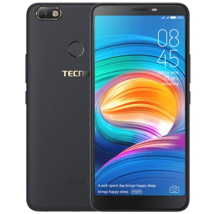 "TECNO Camon X - 6.0"" - 16GB - 3GB RAM - 16MP Camera - (Dual SIM) black"