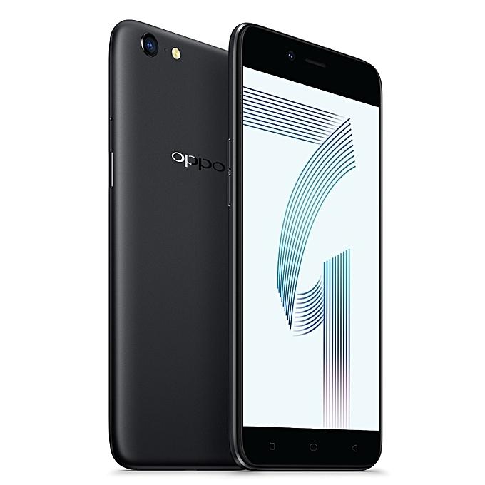 "OPPO A71 - 5.2"" - 16GB ROM - 3GB RAM - 13MP Camera - DUAL SIM - 4G black"