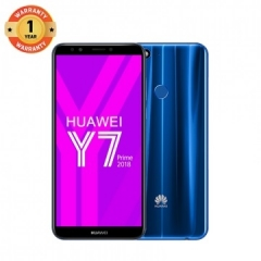 Huawei Y7 Prime (2018): 3+32GB -5.99 fullscreen-13+8MP-Dual SIM-3000mAh blue