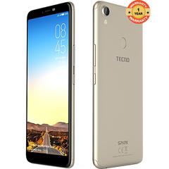 TECNO Spark 2, 16GB +2GB (Dual SIM) ONE YEAR WARRANTY gold