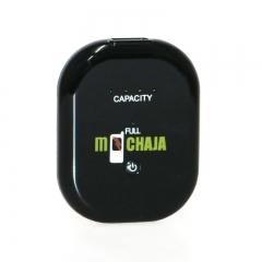 M-CHAJA Powerbank, 2000mAh Black 2200