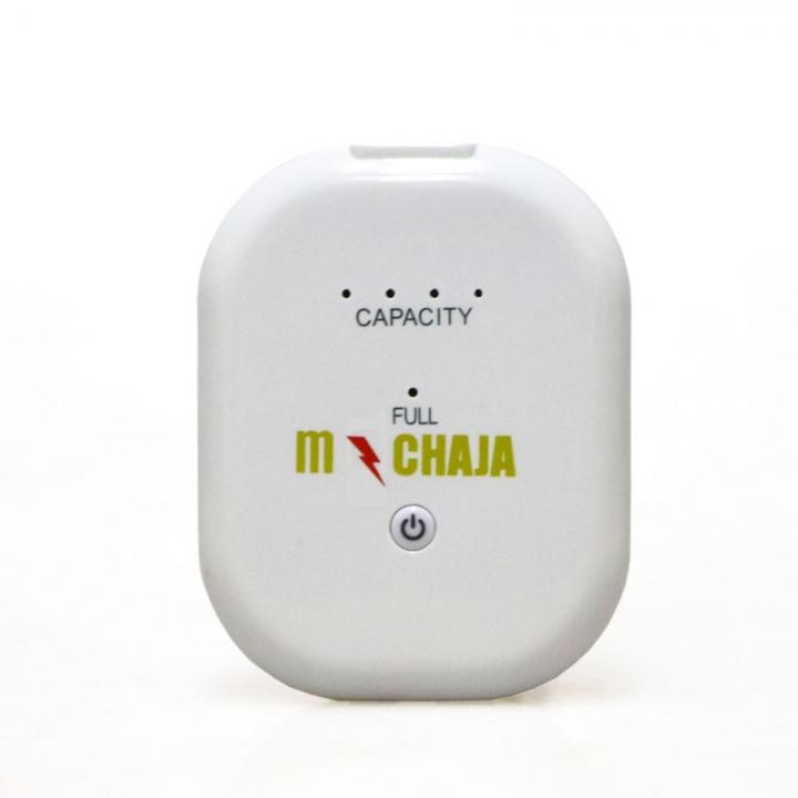M-CHAJA Powerbank, 2000mAh White 2200