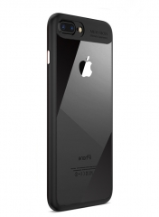 Apple iPhone 6/6s Baseus Autofocus TPU Ultra Slim Clear Case Premium Hybrid Protective Case for black one