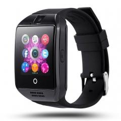 Smart Gear Q18 Bluetooth Smart Watch BLACK ONE