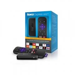 ROKU Express - 5X more powerful HD Streaming (2017)