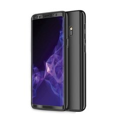 Samsung Galaxy S9 Full Protection Cover Case black one