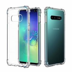 Crystal Clear Transparent ShockProof Case for sAMSUNG S10 Plus clear one
