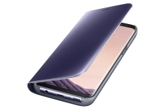 Samsung Galaxy S8 Clear View Standing Cover blue 148.9 x 68.1 x 8.0mm