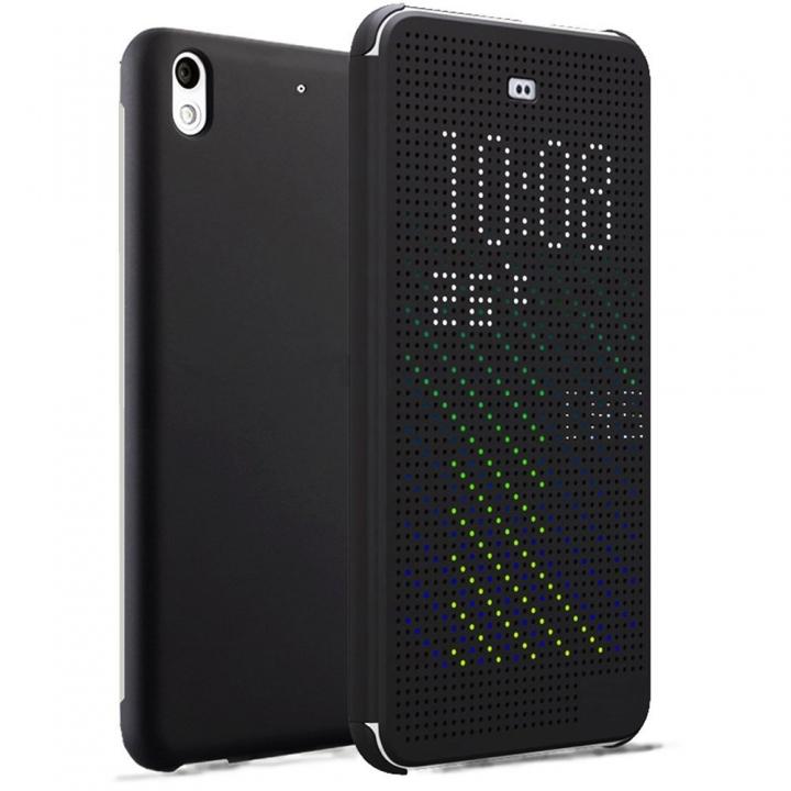 HTC Desire 626 Dot View Cover black 146.9 x 70.9 x 8.2