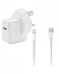 Iphone 6 / 6s / 6S Plus / 5 / 5S / 5C Travel Charger white 53 x 29 x 65 mm