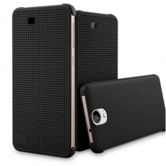 HTC Desire E9  Dot View Cover black 156.5 x 76.5 x 7.5