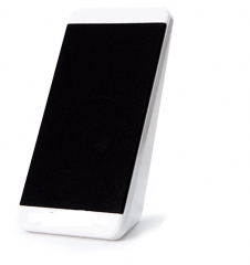 Portable USB Multimedia Speaker white