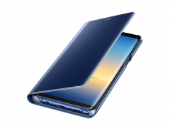 Samsung Galaxy Note8 Clear View Standing Cover dark blue 78.5 x161.65 x13.6mm