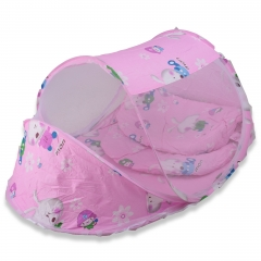 Sleeping Nest For Babies Pink 1100 x 650 x 600 mm