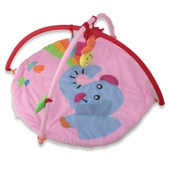Baby Play Mat With Soft Toys Pink 45.0 x 30.0 x 20.0