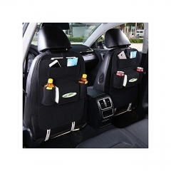 BACKSEAT CAR ORGANIZER BLACK