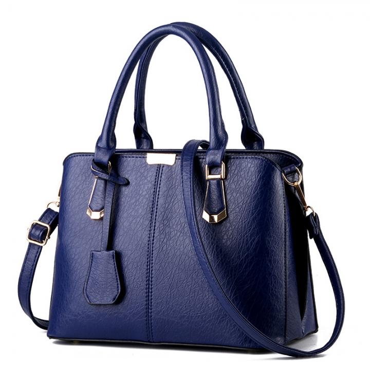Manja Handbags Casual Women Shoulder Bag Designers Ladies Hand Bags Simple  Style Crossbody blue one size 7c8aa80fb5e15