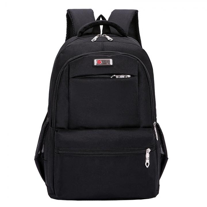 Manja Business Large-capacity Laptop Backpack Leisure Travel bag black one size