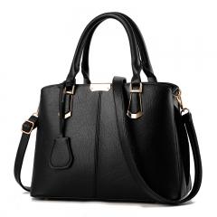 Manja Handbags Casual Women Shoulder Bag Designers Ladies Hand Bags Simple Style Crossbody black one size