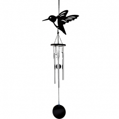 Wind Chimes Metal Windchimes with Unique Patterns Beautiful Outdoor Garden Home Decors love heart one size