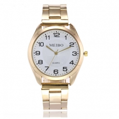 Fashion Watch Quartz Wristwatches Fashion Accessory Father's Day Gift Men Women white 14-26cm
