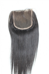 Virgin Remy Human Hair 4*4 Closure Straight