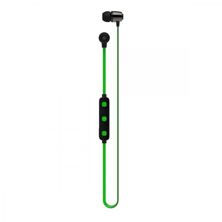 Joway H15 Hi-Fi In-Ear Headphone Wireless Bluetooth V4.1 Sport Headset with Mic Green