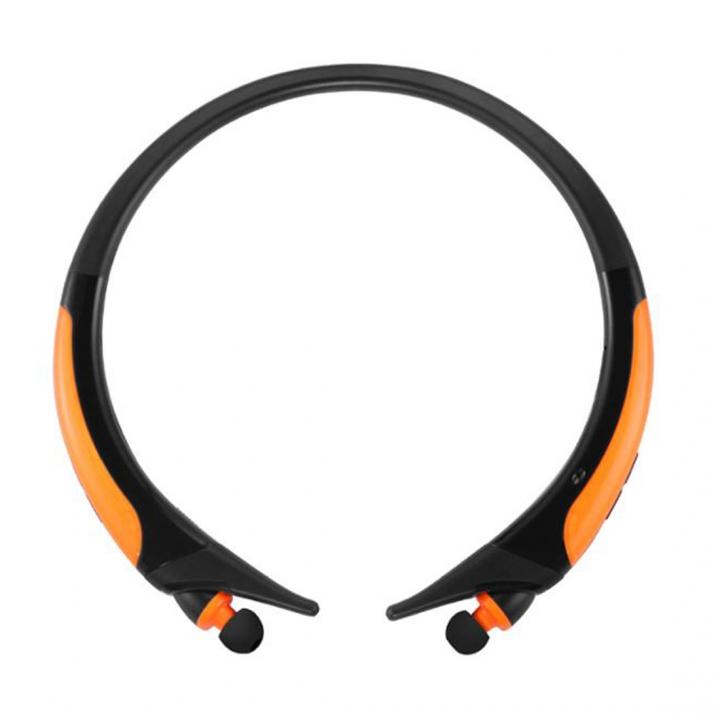 HX850S HX-850S Sport Bluetooth Headset Stereo Wireless Earphone For Cellphones orange