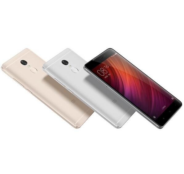 Xiaomi Redmi Note 4 Helio X20 2G RAM 16G ROM Deca Core 13.0MP 4100mAh 4G LTE 5.5 Inch Smart Phone white