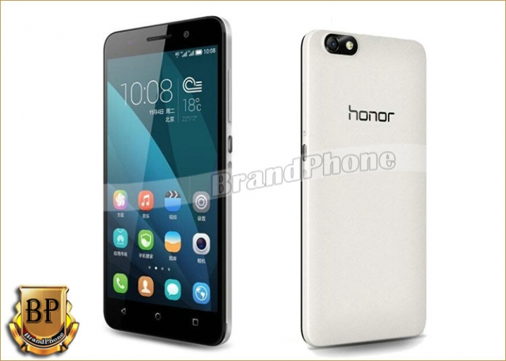 Huawei Honor Play 4X 5.5 inch MSM8916 Quad Core Smartphone RAM 2GB ROM 8GB WCDMA 4G Phone white