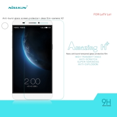 H+ Anti-Explosion Tempered Glass Screen Protector for LeEco le 1 clear h+