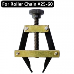 Roller Chain Holder Connection Tool for #25 to #60 Chain black
