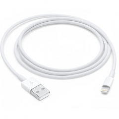 Generic Micro USB Charger Cable 1M  Sync Data Cable Cords For iPhone 5 6 7 8 X Plus white 1m
