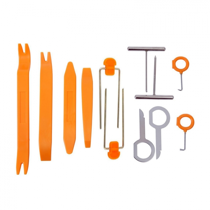 Auto Trim Removal Tool Kit,Car Audio Disassembly Tool,Sound Insulation Modified Door Rocker Tools