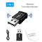 USB Bluetooth 5.0 Transmitter Receiver 2-in-1 for TV PC Home Stereo Car, HIFI Wireless Audio Adapter black with box