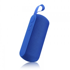 Portable wireless Bluetooth speaker Blue normal