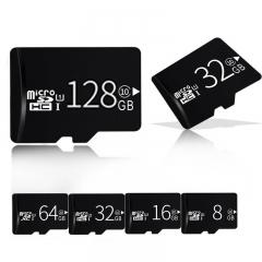 New Version Memory Card 8G/16G/32G/64G/128G Micro SD card Class10 TF Card Black Micro SD 128G normal