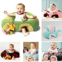 Baby Support Seat Soft Car Pillow Cushion Sofa For 3-6 Months 7 Normal