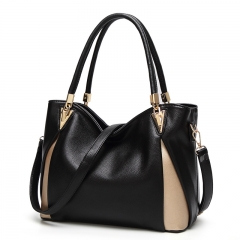 New handbags for ladies Fashion Tote Bag Women's Crossbody Shoulder Bag 3colours black one size