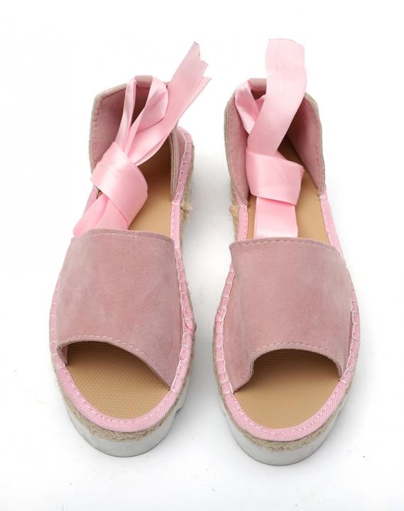 8f045e3095ff71 Women Sandals Fashion Shoes Woman Rome Ankle Strap Flat Sandals Casual Peep  Toe Low Heel Shoes