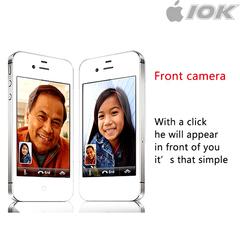 Phones I Phone  iPhone 4s 16GB Refurbished Phones  Smartphone WIFI New iPhone Original Gift Granteed white