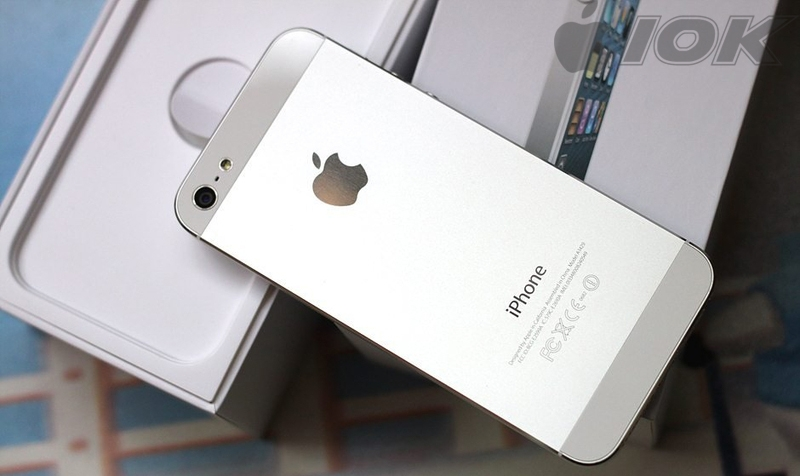 iPHONE 5 32GB Unlocked Smartphone Mobile Sales promotion Certified Refurbished new good battery white 17