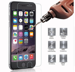 Screen Protector Tempered Glass For iPhone 6 6S 5S 7 4S 5 5C Max  For iPhone 7 6 6S Flim Glass 4/4S random