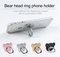 Finger Ring Mobile Phone Smartphone Stand Holder For iPhone random normal
