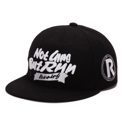 Snapback Sunscreen Baseball Cap Fashions Embroidery Spandex Elastic Fitted Hats Hip Hop Sports Men black standard