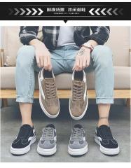 2018 NOW Mens Skateboarding Shoes Outdoor Walking Jogging Shoes Sneaker black 5.5
