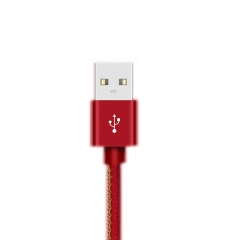XM02 Micro Denim Series data Line number USB charging transfer Sync for Android phones red