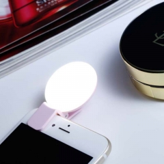 MAGIC miniature selfie light beauty lamp USB clip LED lighting lamp pink