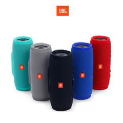 JBL Charge 3 portable Bluetooth speaker black yes bluetooth speaker